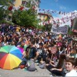 Ankara'da homofobi ve transfobi karşıtı buluşma