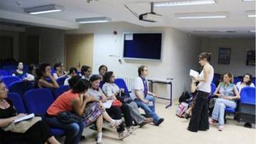 THY'deki kadın işçilerle dayanışma için basın toplantısı