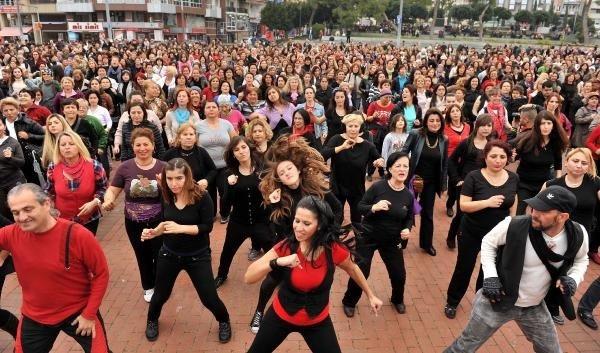 Edirneli Kadınlar 14 Şubat'ta eylemdeydi