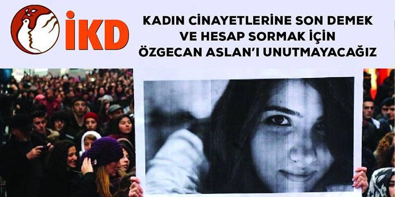 Özgecan Aslan davasında 'cinsel saldırı' suçu karara bağlandı