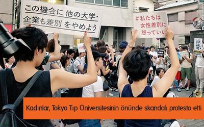 Japonya'da kadınlara ayrımcılık resmî politika